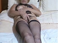 55-YEAR-OLD WIFE AND MOTHER, HAIRY PUSSY CUMSHOT, MASTURBATION